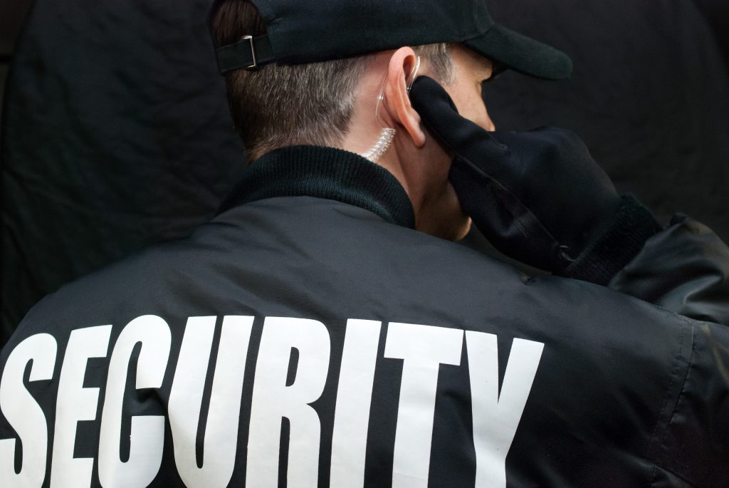 Mercer County Private Security